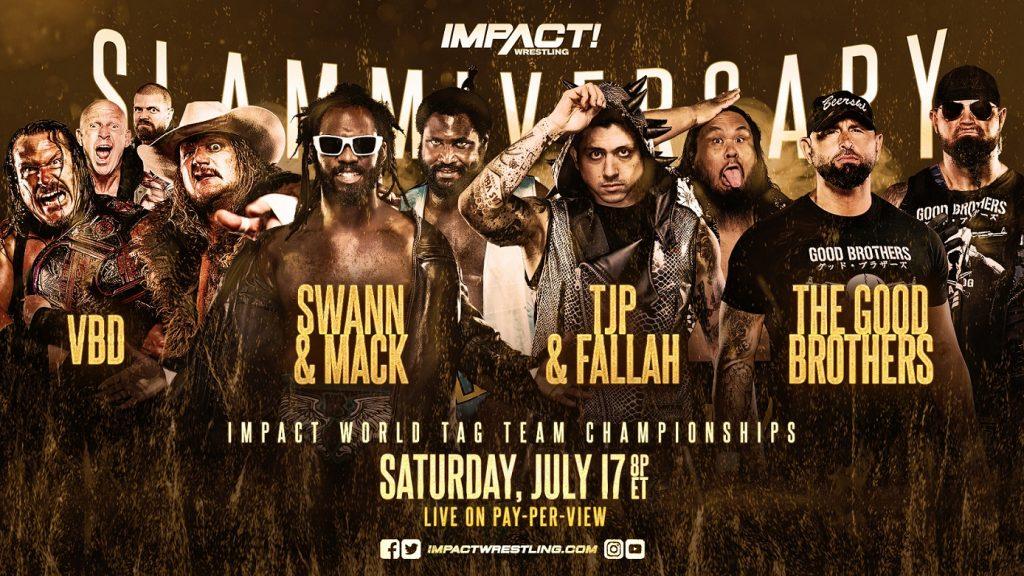 Impact Tag Team