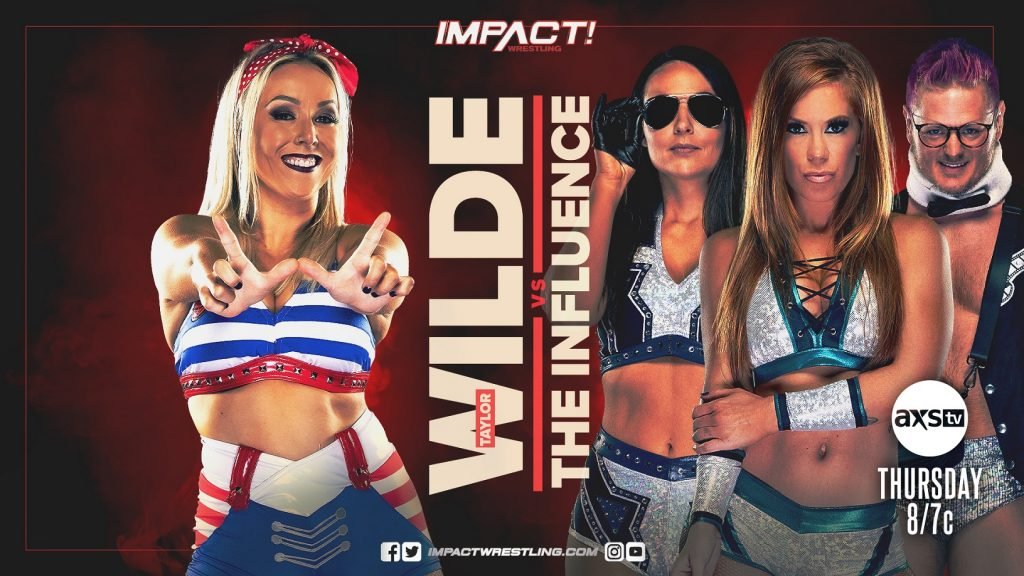 IMPACT! on AXS TV Preview: August 26, 2021 – IMPACT Wrestling
