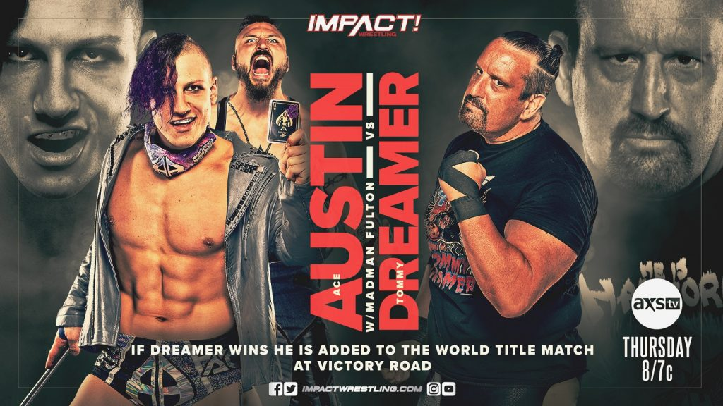 IMPACT! on AXS TV Preview: September 2, 2021 – IMPACT Wrestling