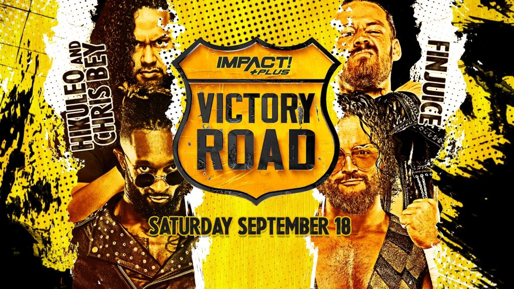 tag team match victory road 2021