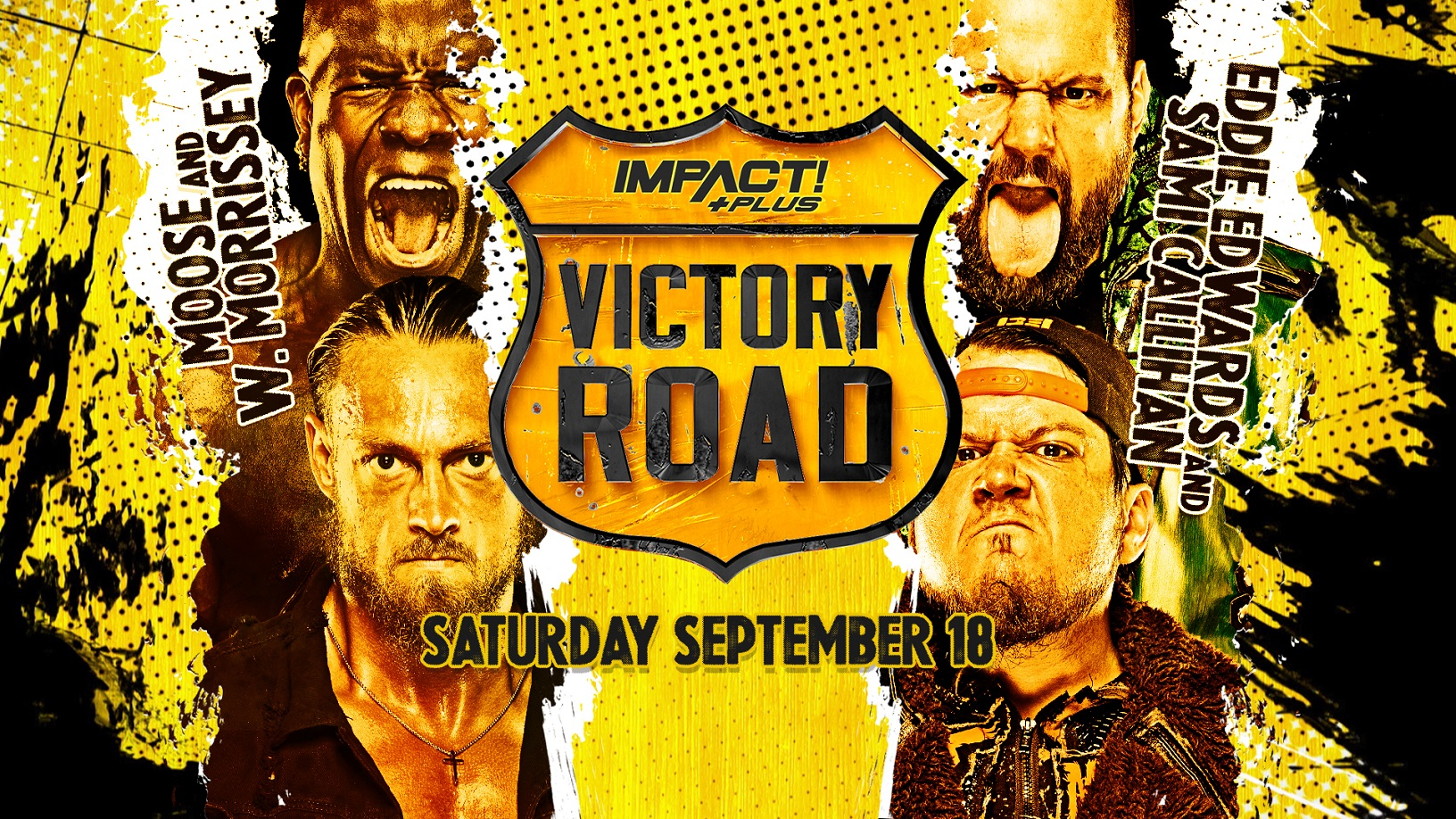 tag team match victory road