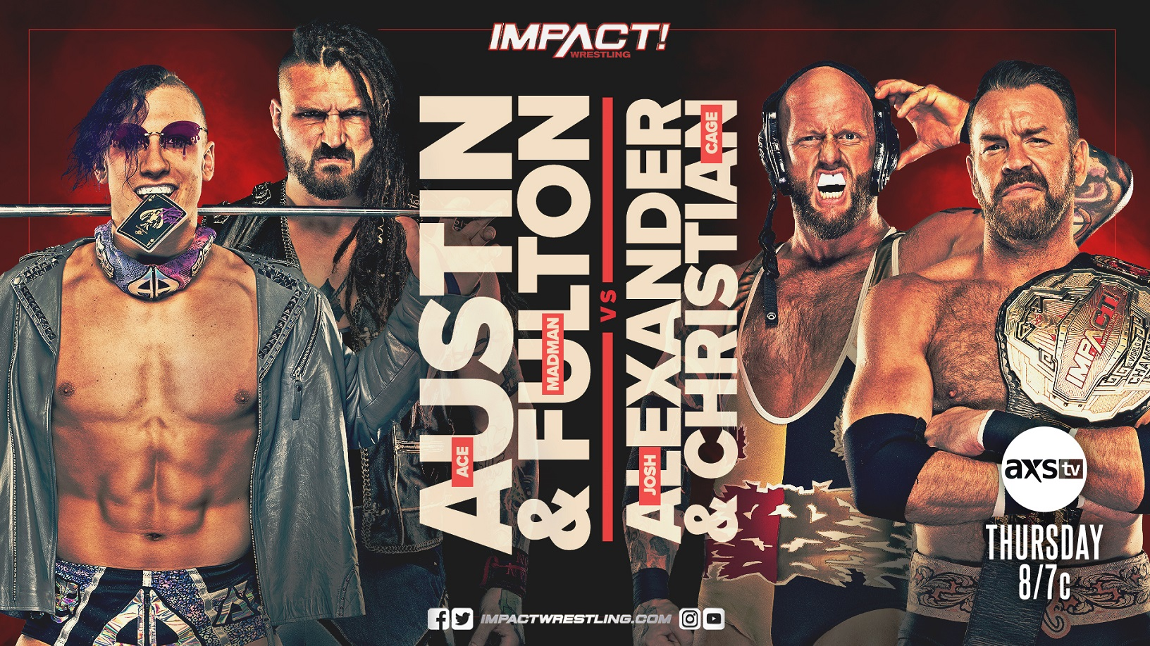 Brace For IMPACT for 10-08-21
