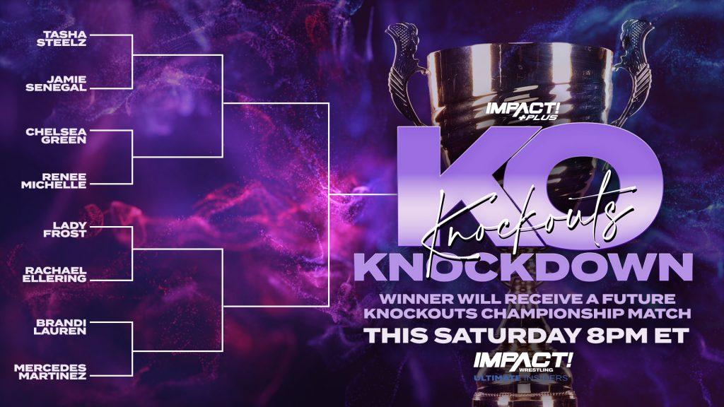 Knockouts Knockdown 2021 - Anteprima IMPACT Wrestling