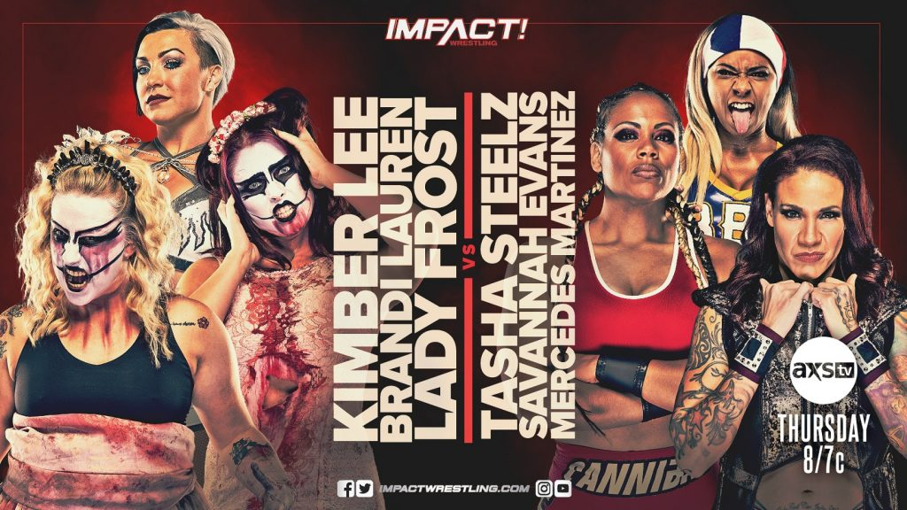 Brace For IMPACT for 10-07-21