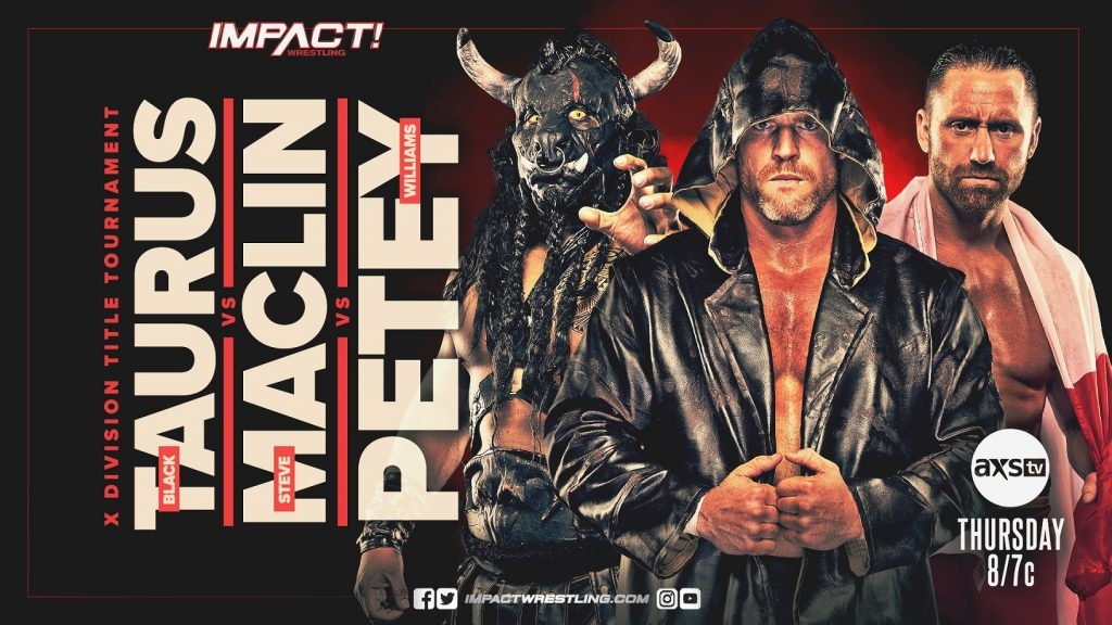 IMPACT! on AXS TV Preview: October 7, 2021 – IMPACT Wrestling